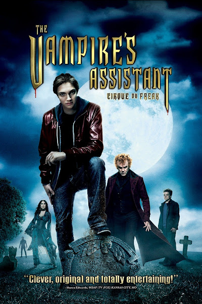Cirque du Freak: The Vampire's Assistant (2009) Dual Audio [Hindi-DD5.1] 350MB BluRay 480p ESubs