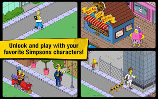 The Simpsons™: Tapped Out Mega Mod Apk 2018