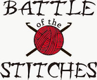 Crochet competition Battle of the Stitches @BattleStitches