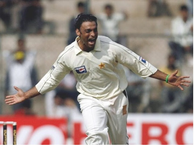 If I were in bigger shape, I would still be arena Test cricket: Shoaib Akhtar