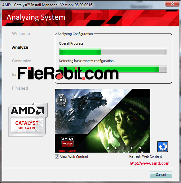 AMD Catalyst Drivers Screenshot 4