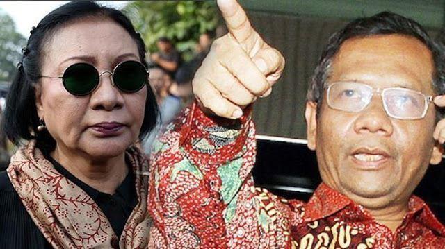 Mahfud MD Ogah Kembali Jadi Timses Prabowo, Ratna Sarumpaet Komentar Seperti Ini