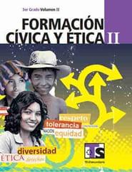 Formación Cívica y Ética II Volumen I Libro para el Alumno Tercer grado 2018-2019 Telesecundaria