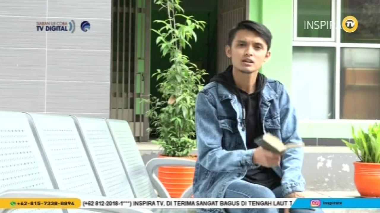 Frekuensi siaran Inspira TV di satelit Palapa D Terbaru