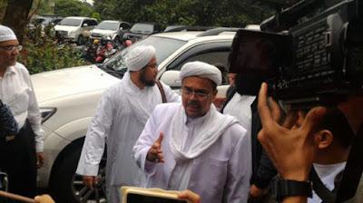 Dalam Persidangan, Habib Rizieq Sebut 6 Ungkapan Salah Dilontarkan Ahok di Kepulauan Seribu