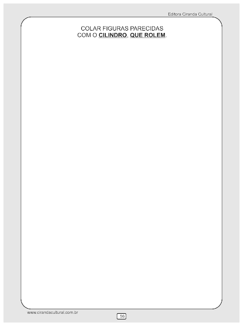 atividades matematica cilindro