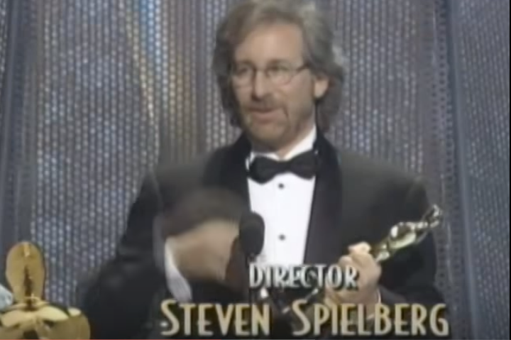 Image result for Spielberg wins (1994)