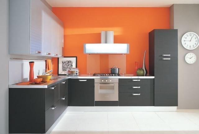 Đẹp - Bền - Rẻ với thiết kế tủ nội thất với tủ bếp gỗ Laminate