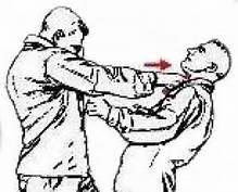Judo Self-defense against Bully in street fight scenario ThZLD7FD8O
