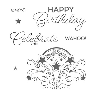 Birthday Blast, Stampin' Up!