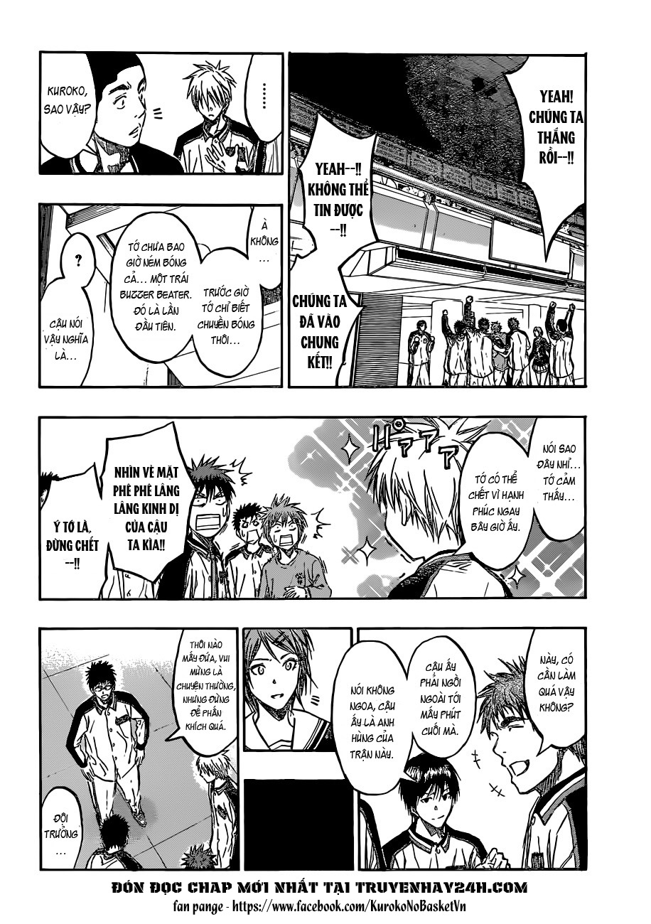 Kuroko No Basket chap 203 trang 13