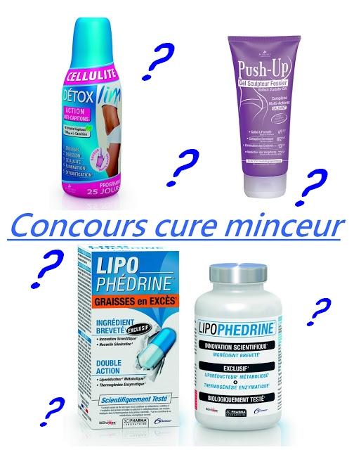 Résultat concours - Cure minceur - Laboratoires les 3 Chênes - Blog beauté Les Mousquetettes