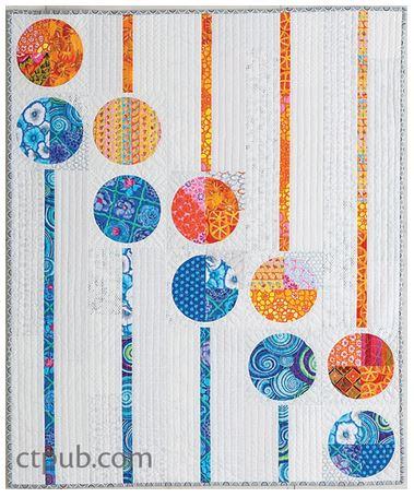 Balance quilt by Becky Goldsmith