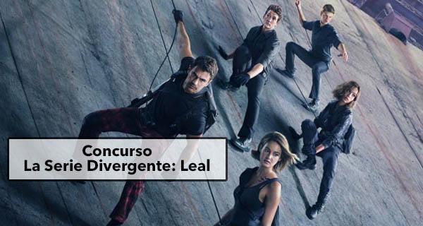 """Concurso """"La Serie Divergente : Leal"""""""