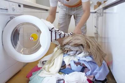 Cara Mencuci Pakaian