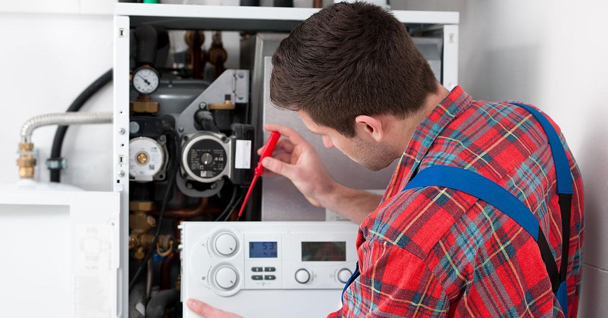 reparación de caldera en zaragoza