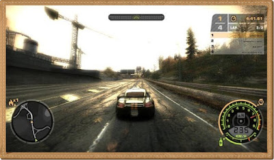 Need for Speed Most Wanted PC Games Gameplay