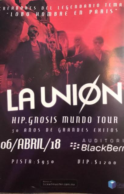 LA UNIÓN BLACKBERRY