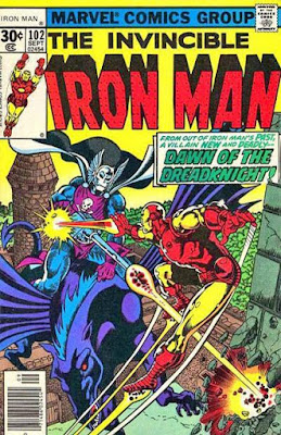 Iron Man #102, Dreadknight
