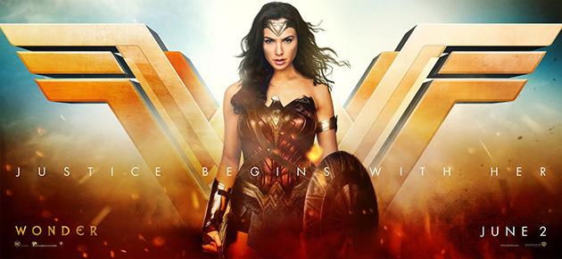 Banner de Wonder Woman