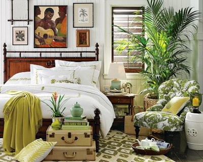 fabulous coastal bedroom design | J'adore Decor: British Colonial West Indies Fabulous
