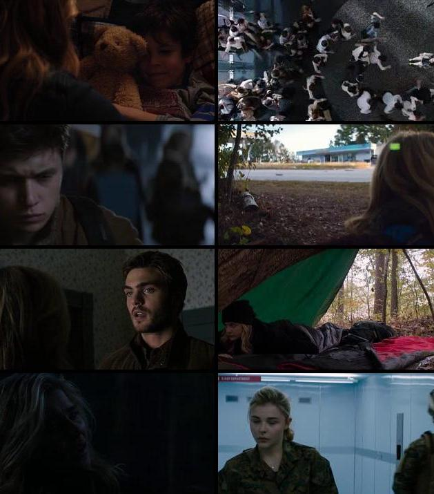 The 5th Wave 2016 English HDRip