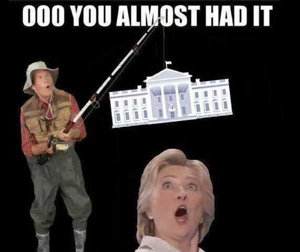 Memes That React To Donald Trump's Victory.