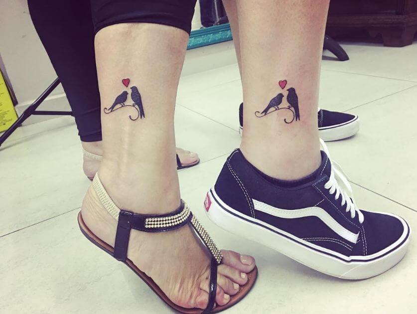 50+ Matching Tattoos For Best Friends, Family (2019) | Tattoo Ideas