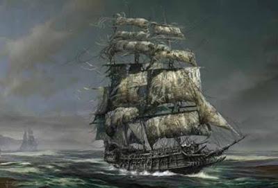Kisah Seram Kapal Hantu Paling Fenomenal di Dunia