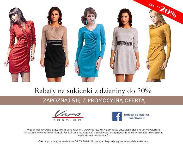 Vera Fashion - Polska jakość w przystępnej cenie. (UWAGA! Promocje!!!)