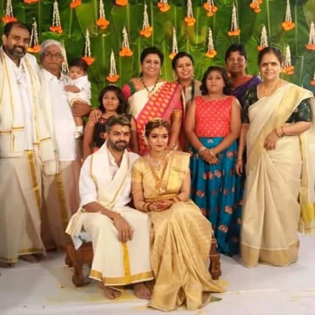 Swathi Reddy Wedding