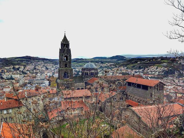 Le Puy-en-Velay Francia CaminodeSantiago
