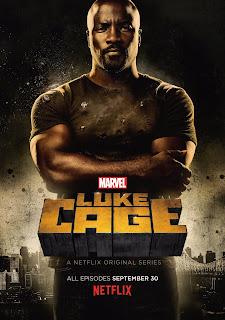 """Dos nuevos posters de la serie de Netflix """"Luke Cage"""""""