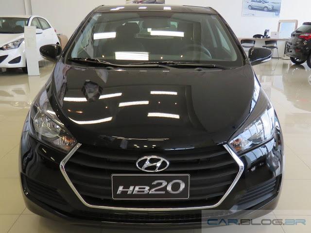 Hyundai HB20 Comfort 2017