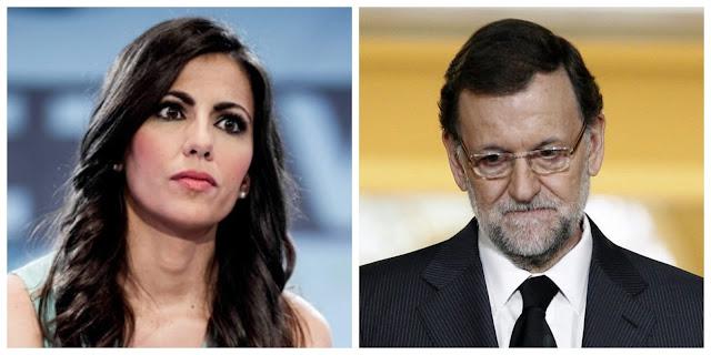 Ana Pastor y Rajoy