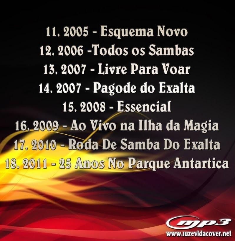 BAIXAR CD ESSENCIAL DE EXALTASAMBA