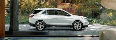2019 Chevrolet Equinox Review, Specs, Price