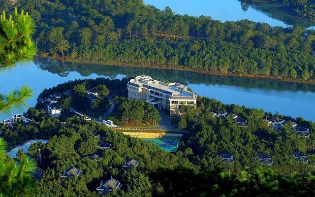 Mô hình triển khai biệt thự Vinpearl Đà Lạt tại Lâm Đồng