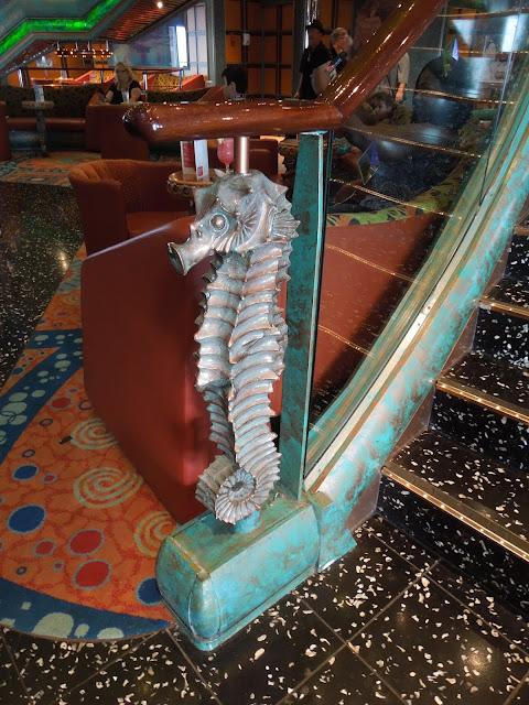 seahorse staircase