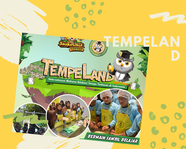 Tempeland at Jungleland Adventure Theme Park Sentul
