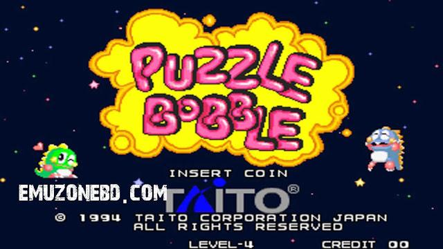 puzzle-bobble-neo-geo-rom