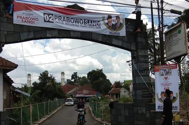 Deklarasi Jokowi-Ma'ruf Usai, Pesantren Ini Kembali Dukung Prabowo
