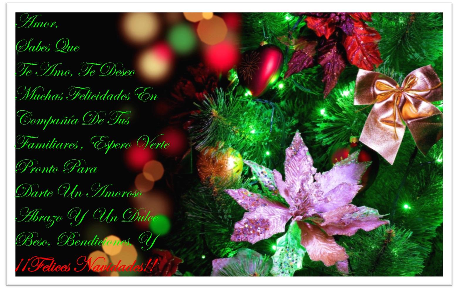 Las Mejores Frases Para Publicar En Fb Frases De Navidad Amor