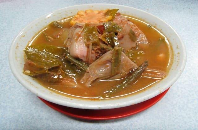 Sayur asem khas Sunda tak berbeda jauh dengan sayur asem yang ada di banyak wilayah di Indonesia