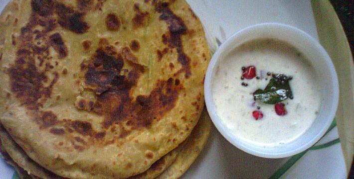 दुधी भोपळ्याचा पराठा - पाककला | Dudhi Bhopala Paratha - Recipe