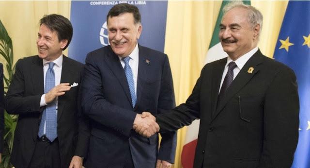 إيطاليا : مؤتمر باليرمو حول ليبيا يصدر بيانه الختامي
