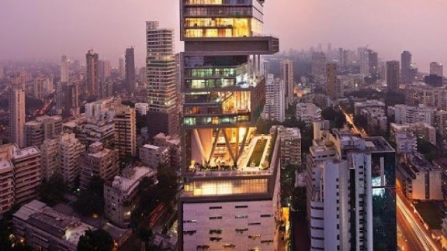 Top Ultimate Pictures Of Ambani House