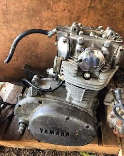 Dijual Mesin XS650 45jt nego, ex ongkir