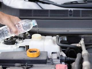 6 Langkah Mudah Mengganti Sendiri Air Radiator Mobil