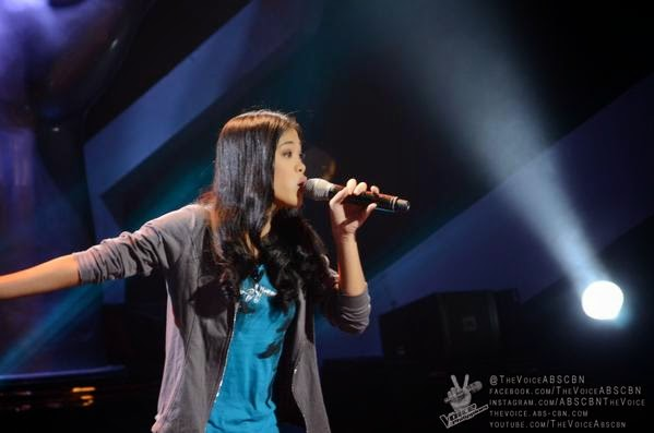Shaira Cervancia sings 'Sabihin Mo Na' on 'The Voice PH'